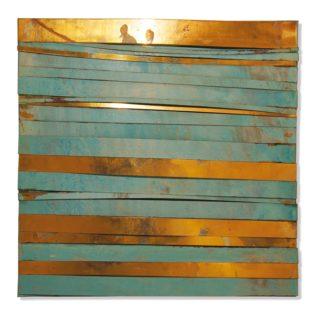 Latón, 35 x 35 cm. Raul Pernia. 2010
