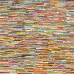 Técnica monotipo, 150x150 cm, Federico Bencini 2014