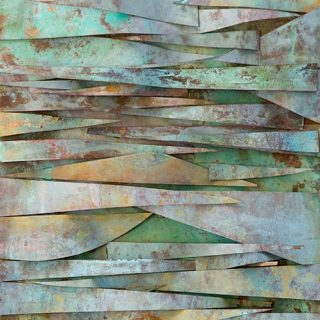 Bronce, 100 x 40 cm. Raul Pernia. 2009